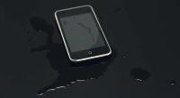 iphone水濡れ