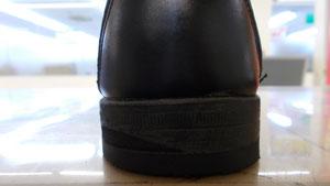 紳士靴 カカト交換
